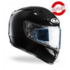 CASCO HJC RPHA10 PLUS METALICO NEGRO