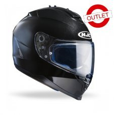 CASCO HJC IS-17 METALICO NEGRO