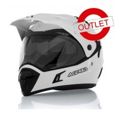 CASCO ACERBIS ACTIVE BLANCO