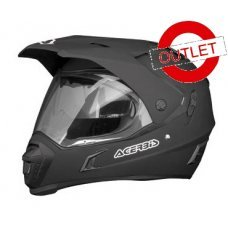 CASCO ACERBIS ACTIVE NEGRO MATE